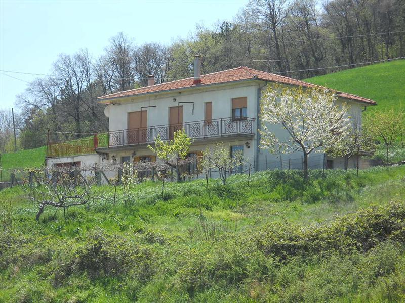 Immobili in vendita in abruzzo villa indipendente immersa for Comprare garage indipendente