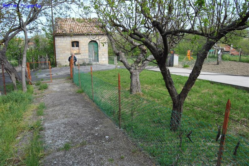Immobili in vendita in abruzzo casa affiancata con for Piani casa bungalow piccolo artigiano